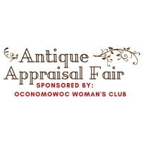 Antique Appraisal Fair - Sponsored by Oconomowoc Woman's Club