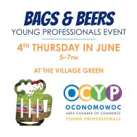Young Professionals Bags & Beers