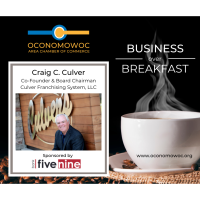 Business Over Breakfast with Craig Culver