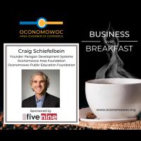 Business Over Breakfast with Craig Schiefelbein