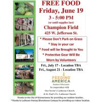 Feeding America Food Distribution