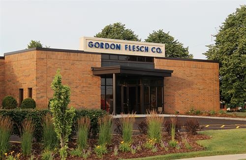 Gordon Flesch Company's Milwaukee Office