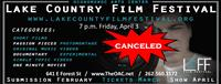 Lake County Film Festival- CANCELED