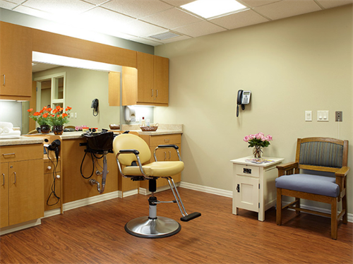 Lake Country Health Services Beauty Salon