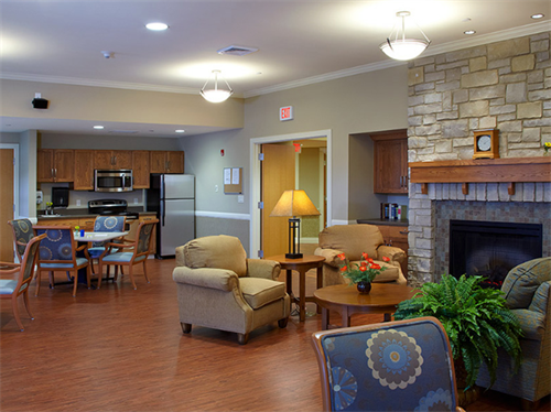 Lake Country Health Services Life Enrichment Room