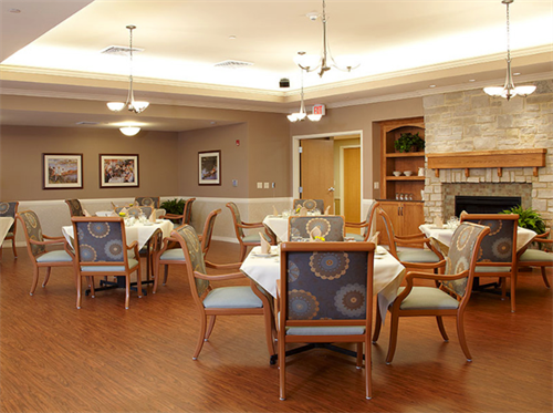 Lake Country Health Services Dinning Room