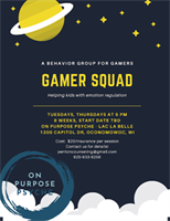 Gamer Squad - Age Group: 8-14