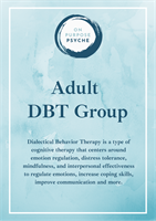 Adult DBT- Age Group 18 and up