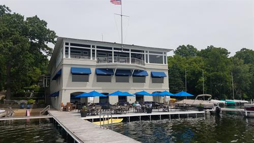 Oconomowoc Lake Club - Lake Side