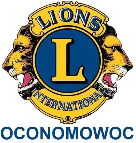 Oconomowoc Lions Logo