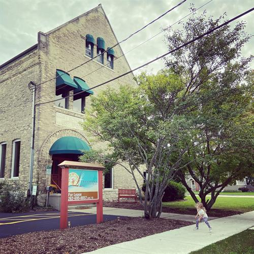 Studio Location! 521 S Westover St. First floor of Lakefront Wellness Center