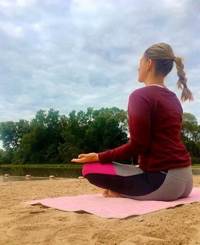 I promote Yoga for every one to have a healthy mind, healthy heart, and healthy body