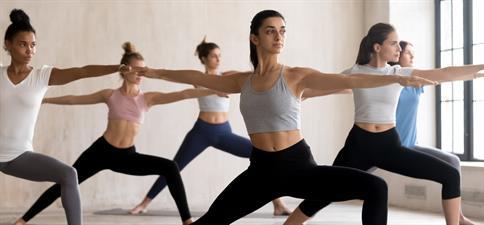 Sweat Shop Hot Yoga