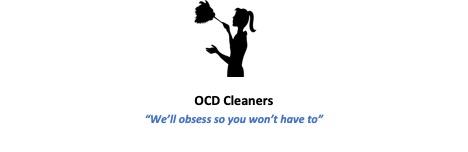 OCD Cleaners
