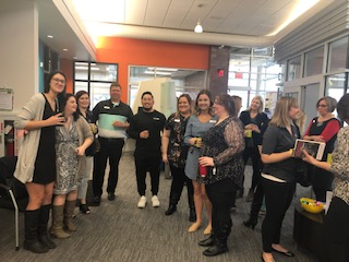 Women in Business Over Coffee Event - 2019