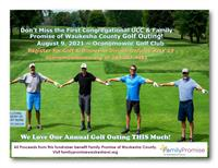 Golf Outing to Benefit Family Promise of Waukesha County