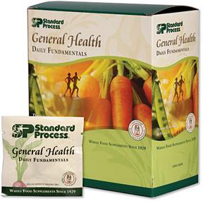 Standard Process Supplements