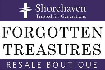 Forgotten Treasures Resale Shop - Shorehaven Campus