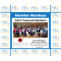 MEMBER MONDAYS: OCONOMOWOC WOMAN'S CLUB