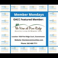 MEMBER MONDAYS: THE VIEW AT PINE RIDGE