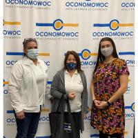 Welcome OCD Cleaners to the Oconomowoc Area Chamber of Commerce
