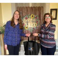 Carol Ann's Gracerie joins the Oconomowoc Area Chamber of Commerce!