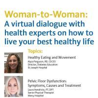 Woman to Woman - Virtual Dialogue