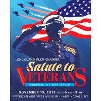 Multi-Chamber Salute to Veterans Networking Event