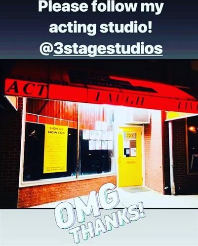 3 STAGE STUDIOS ON INSTAGRAM