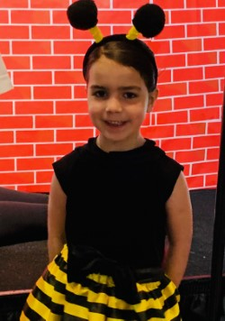 "Neddie from our ""Lil Actors Workshop""  ages 4-7"