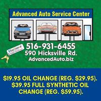 Advanced Auto Service
