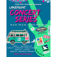 Lakefront Concert Series - June 2021