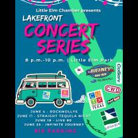 Lakefront Concert Series - June 2021