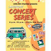 Lakefront Concert Series - September 2021