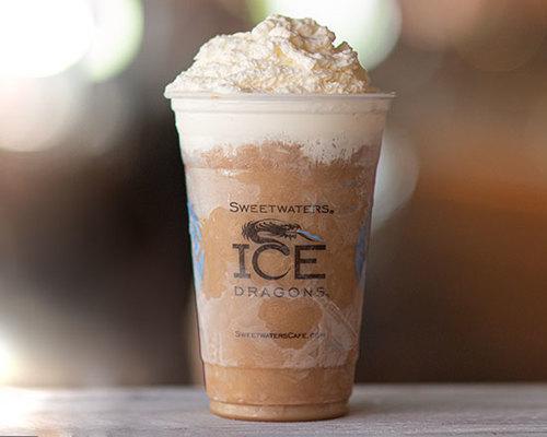 Caramel Ice Dragon