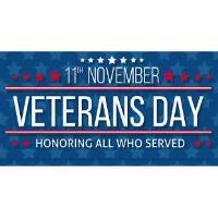 November Luncheon - Veteran's Day