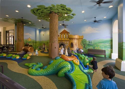 Coconut Point Play Area on Fashion Drive next to TOY WORLD.