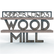 Soderlund's Wood Mill
