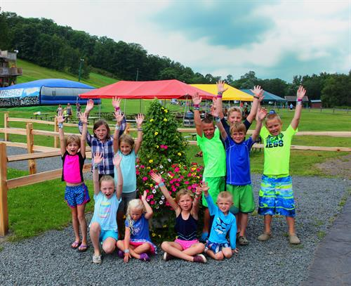 Birthday parties, Company picnics, church groups - we have fun for all of your groups.