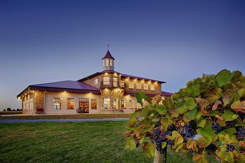 Winehaven Winery, Chisago City, Minnesota