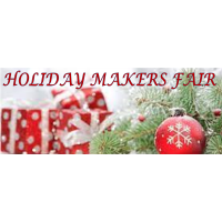 """HOLIDAY """"LOCAL MAKERS"""" FAIR"""