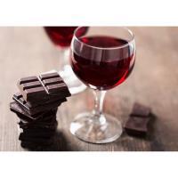 """BRAIN POWER""-Dark Chocolate, Red Wine & Bach"