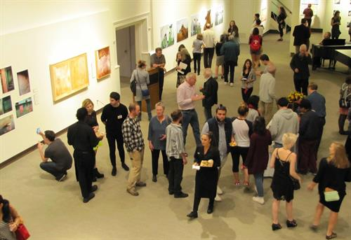 Opening Receptions - free to everyone