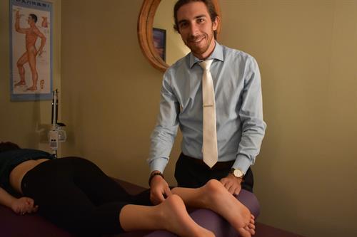 Acupuncture and Naturopathic Medicine