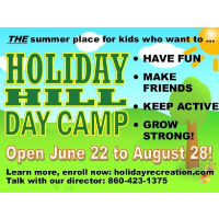 Mansfield's Holiday Hill Day Camp