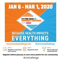 H-E-B Texas Community Challenge Ends