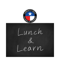 *CANCELED* March Lunch & Learn
