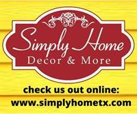Simply Home Decor & More