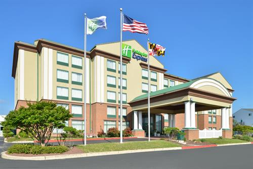 Welcome to the Holiday Inn Express - Ocean City Maryland