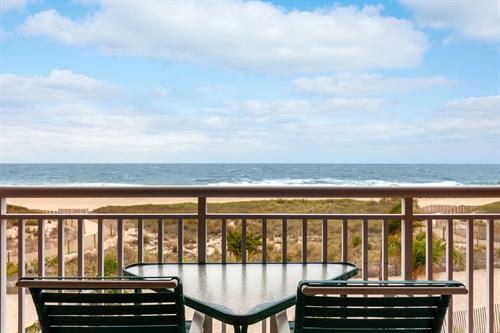 Direct Oceanfront View